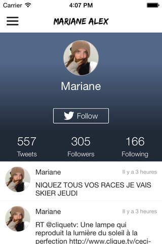 Mariane Alex - náhled