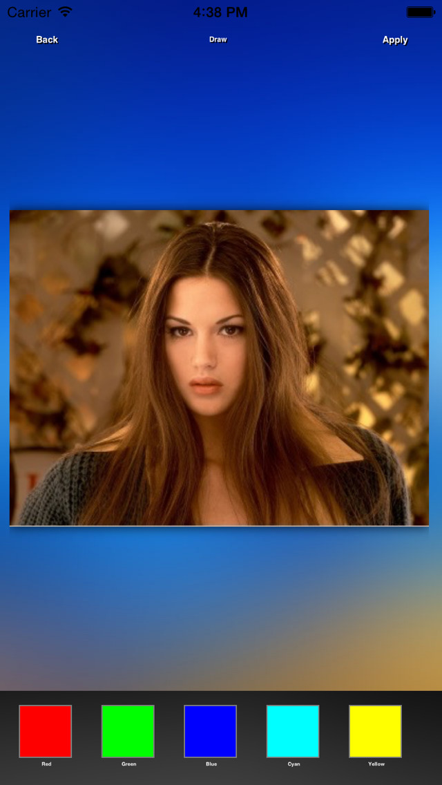 CameraFXHD screenshot 2