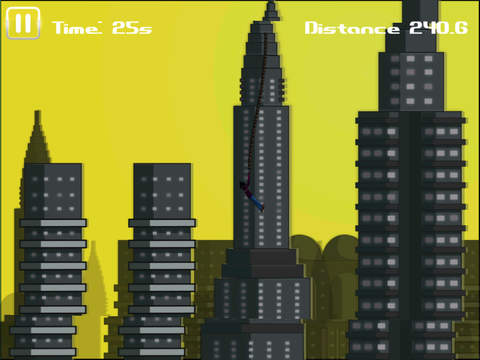 Avatar City :  Fly,  Jump And Swing In The Rope From Tower To Tower Till Dawn screenshot 7