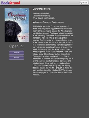 BookStrand - náhled