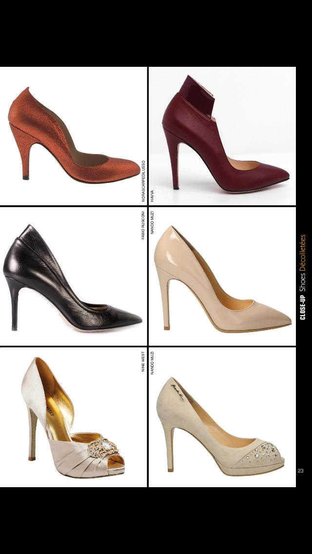 Close-Up Woman Shoes screenshot 3