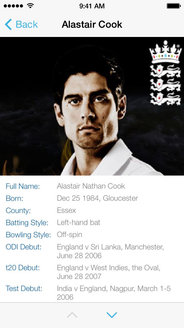 ECB Cricket screenshot #5