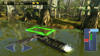 3D Swamp Parking - Real Speed Boat Simulator Driving & Racing Games screenshot 5