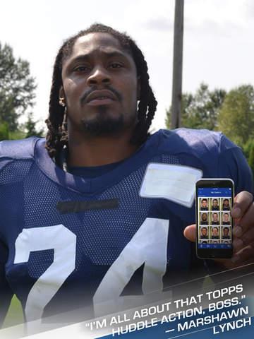 Topps NFL HUDDLE: Card Trader screenshot 6