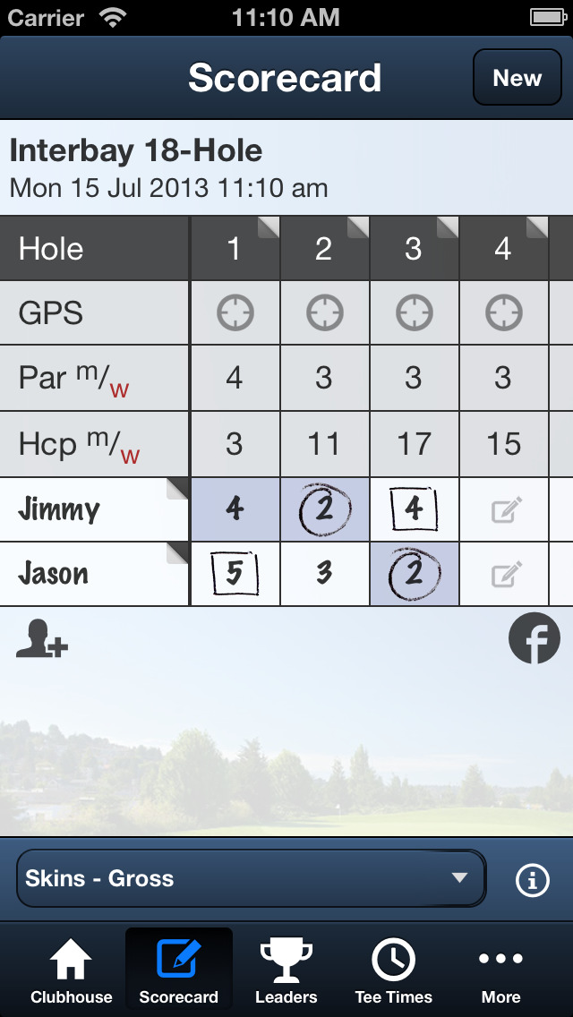 Interbay Golf Center screenshot 4