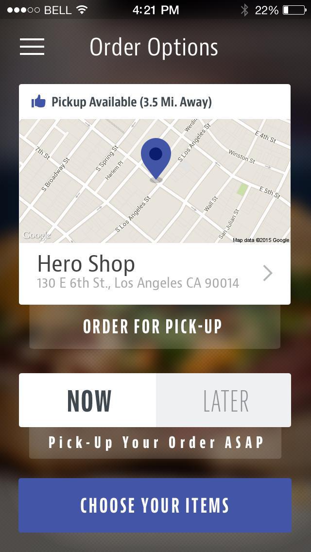 Hero Shop screenshot 2