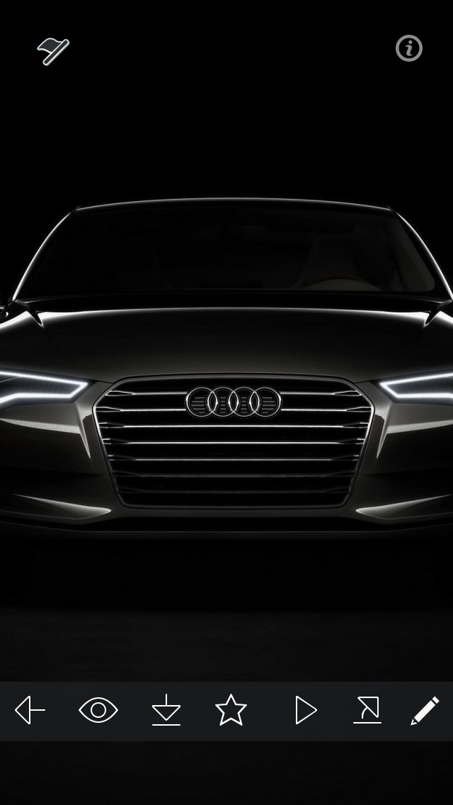 Luxurious Wallpapers of Audi PRO - The Cool Retina HD Picture Collection of Expencive Audi Cars screenshot 2