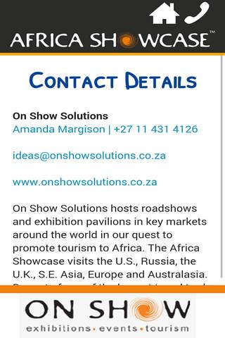 Africa Showcase - náhled