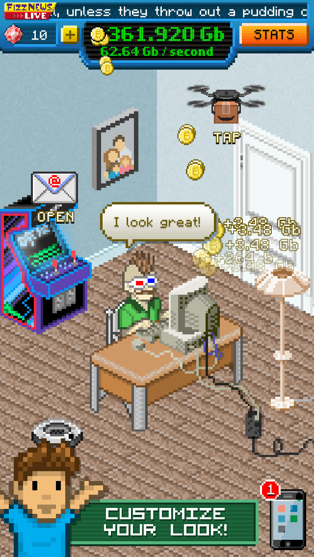 Bitcoin Billionaire screenshot 3