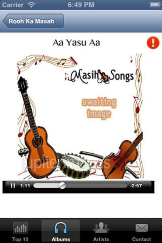 Masihi Songs - náhled