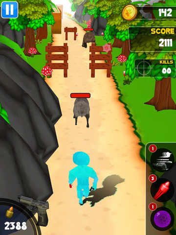 Wild Run : A Hunting Game screenshot 10
