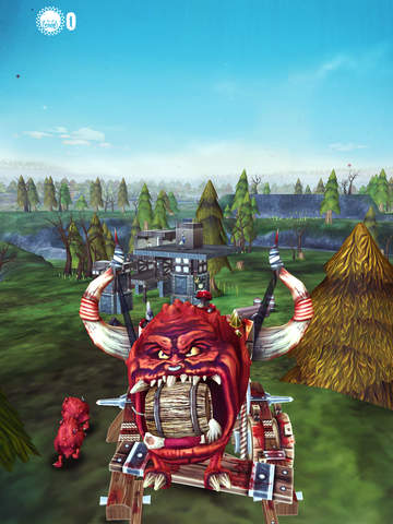 Warhammer: Snotling Fling screenshot 8