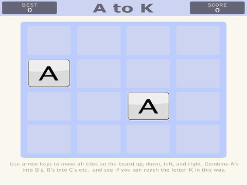 A To K screenshot 4