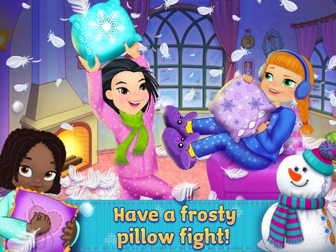 Frosty PJ Party: Winter Dreams screenshot 6