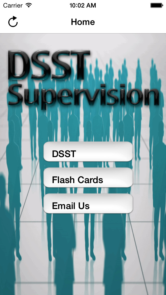 DSST Supervision Buddy screenshot 1
