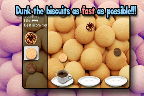 BISCUIT MAKER : Dunkin Factory (a food tap game) - náhled
