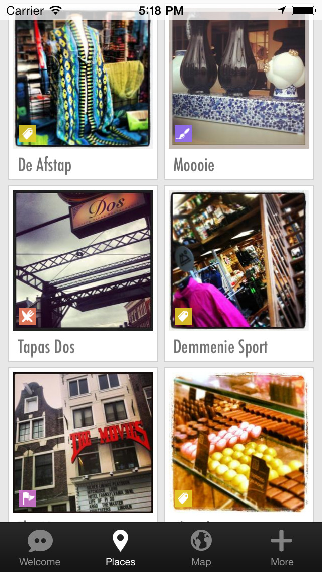 Amsterdam Urban Adventures - Travel Guide Treasure mApp screenshot 2