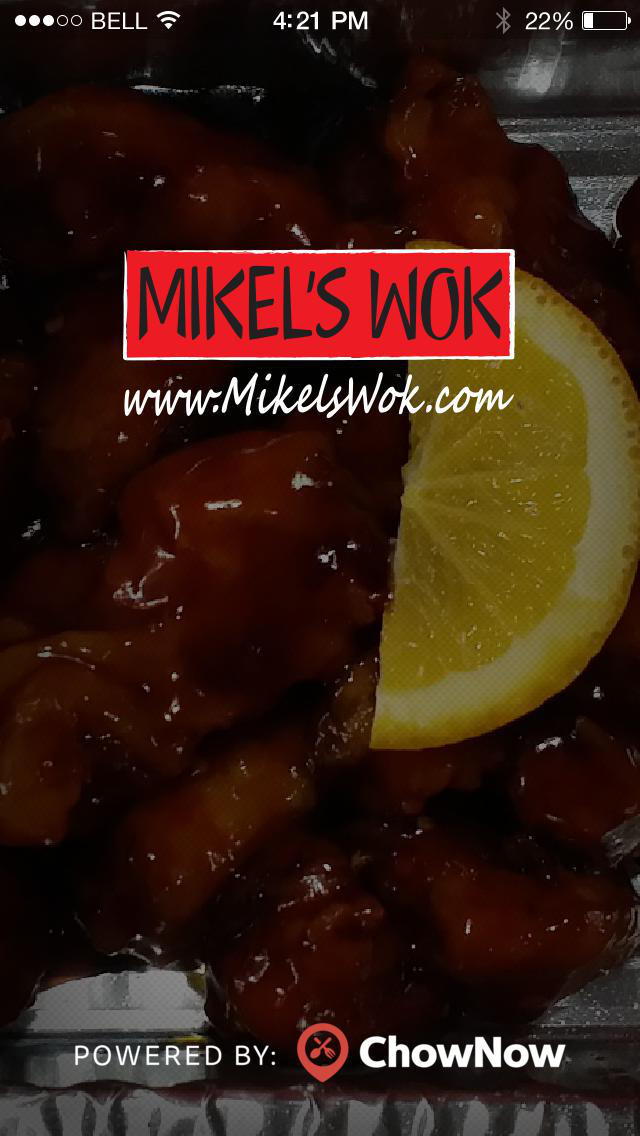 Mikel's Wok screenshot 1