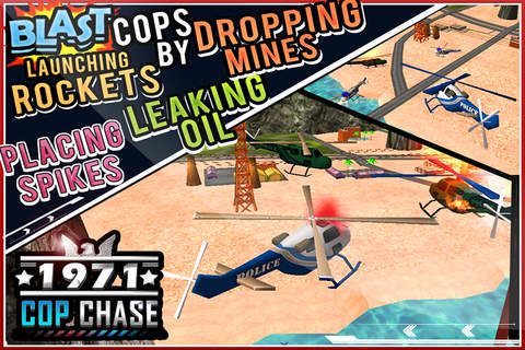 1971 Cop Chase - Free ( 3d Shooting and Racing Gam - náhled