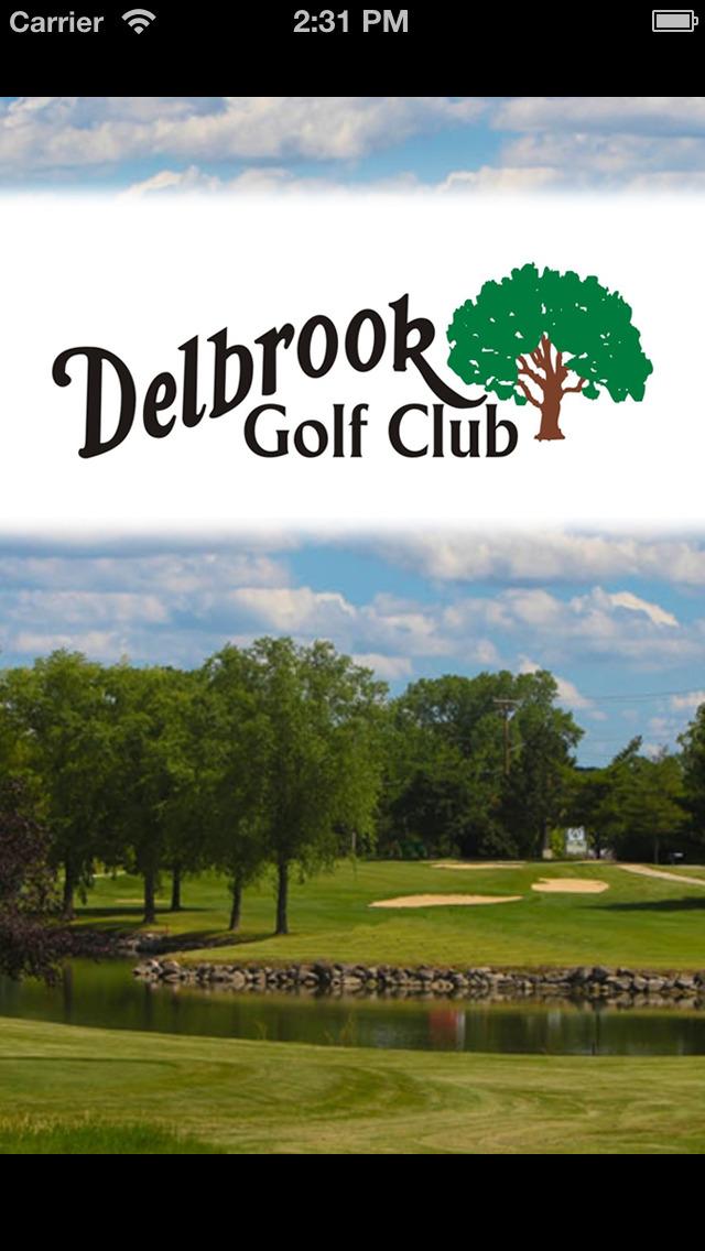 Delbrook Golf Club screenshot 1