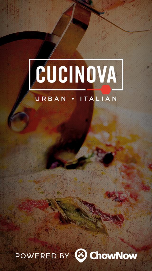 Cucinova Urban Italian screenshot 1