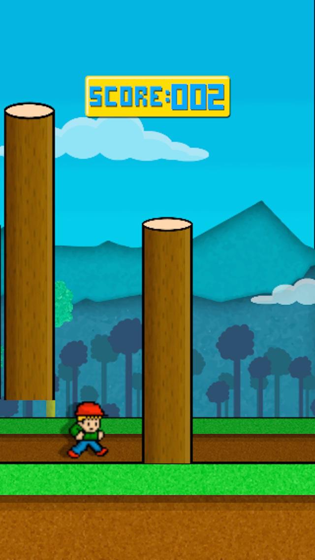 Punch Kid Knockout FREE screenshot 1