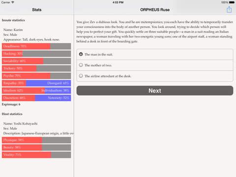 The ORPHEUS Ruse screenshot 7