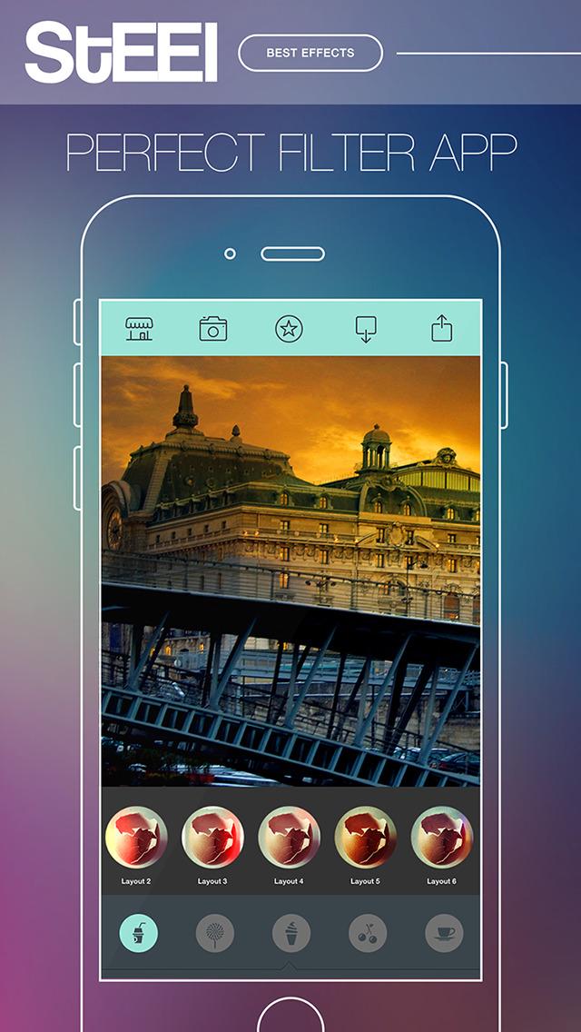 Lomograph Effect Camera screenshot 4