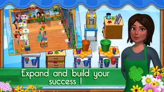 Garden Shop: Rush Hour! screenshot 4