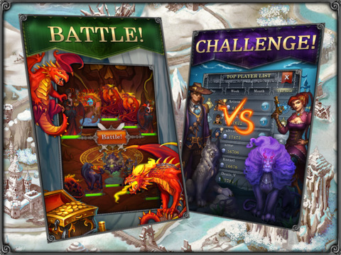 Dungeons of Evilibrium (RPG) – Card Battle Role-playing Game screenshot 8