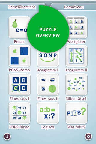 Spanish Puzzles – play and learn with PONS - náhled