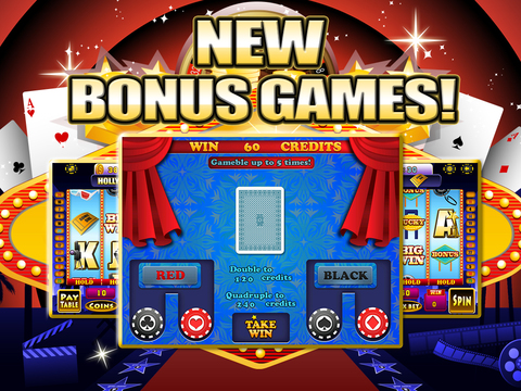 *777* Slots - Aces Hollywood Casino Slot Machine Games HD screenshot 9