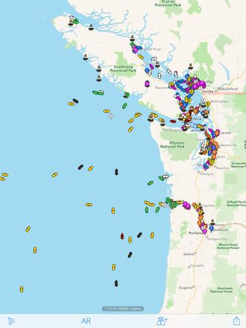 Ship Finder Lite screenshot 10