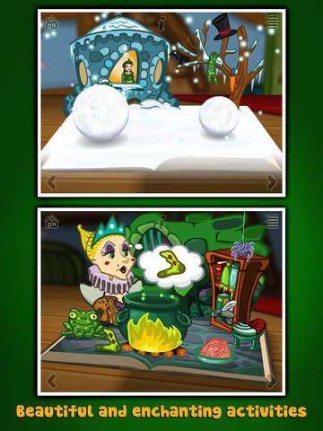 StoryToys Snow White screenshot 8