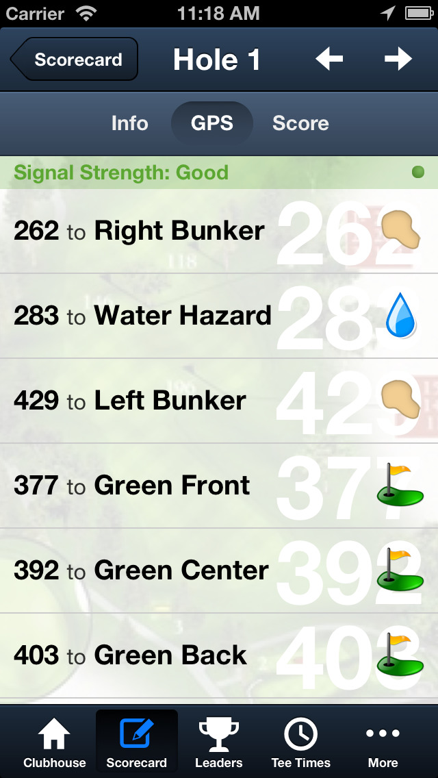 Keystone Golf Colorado screenshot 4
