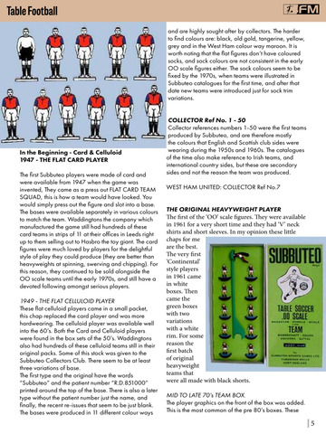 Football Masters Magazine screenshot 5