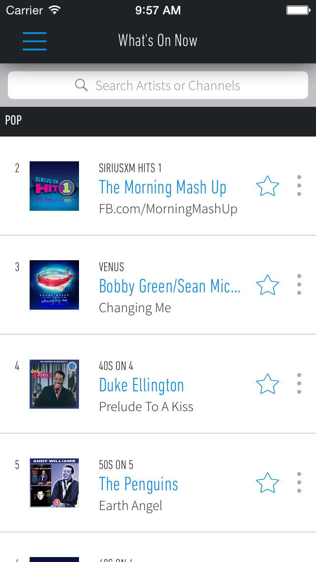 SiriusXM Hello screenshot 3