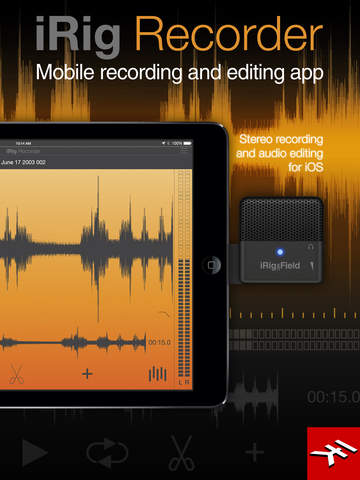 iRig Recorder screenshot 6