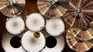 Drums! - A studio quality drum kit in your pocket screenshot 1