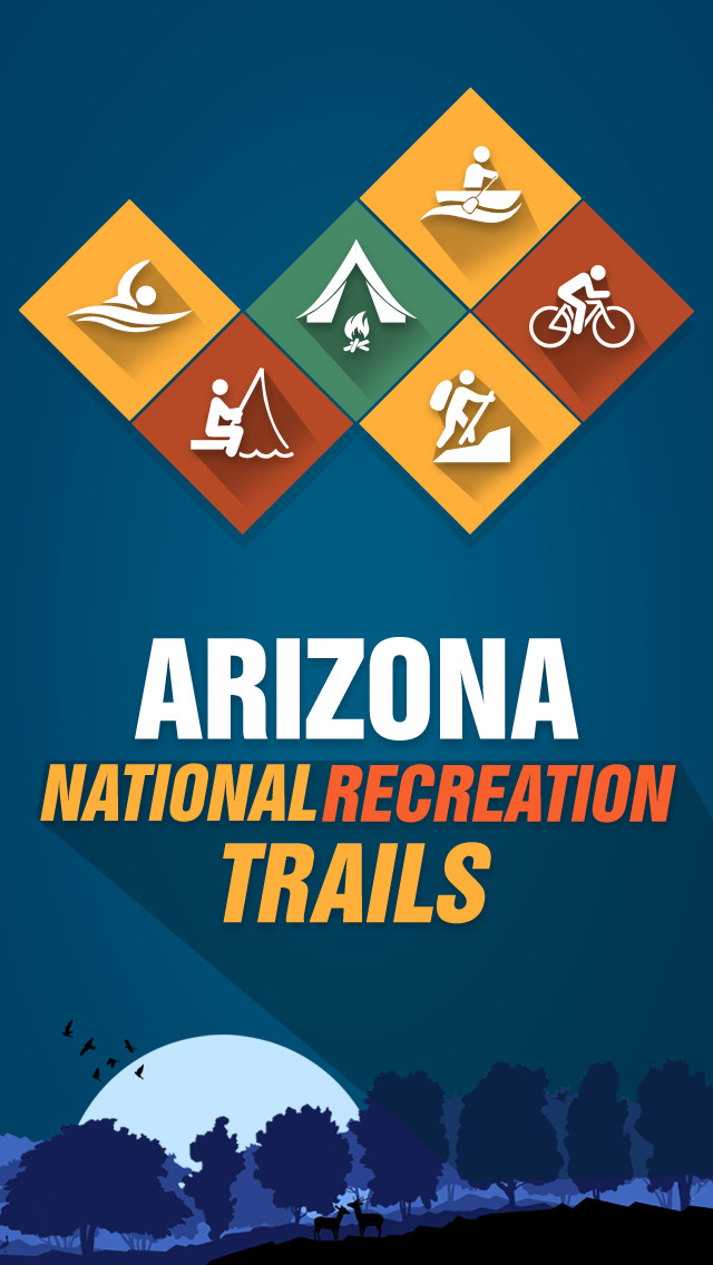 Arizona National Recreation Trails screenshot 1
