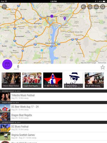 Visit Washington DC screenshot 8