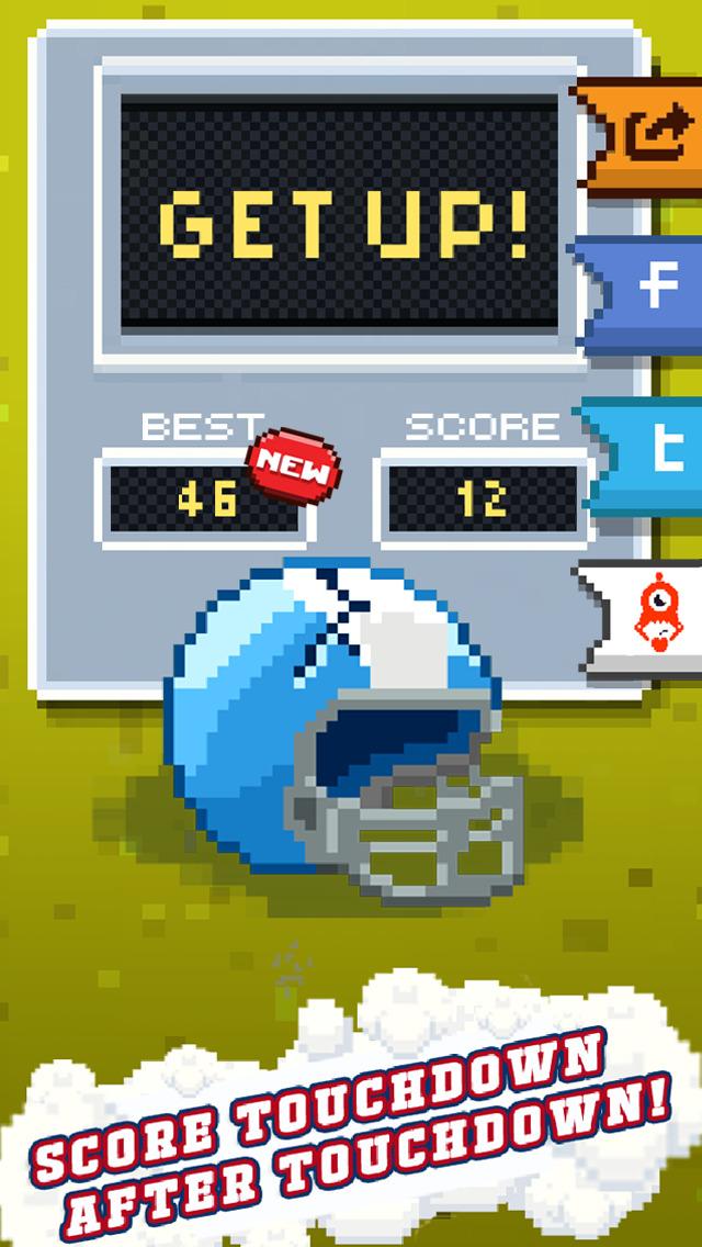 Touchdown Hero screenshot 3
