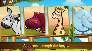 Connect The Dots In the jungle screenshot 1
