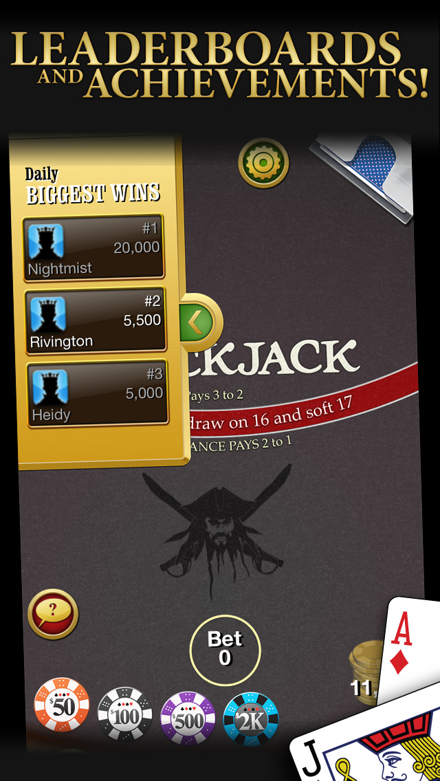 ⋅Blackjack screenshot 4