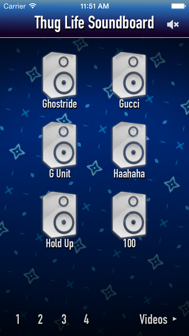 Thug Life Soundboard screenshot 1