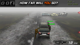 Zombie Highway screenshot 2
