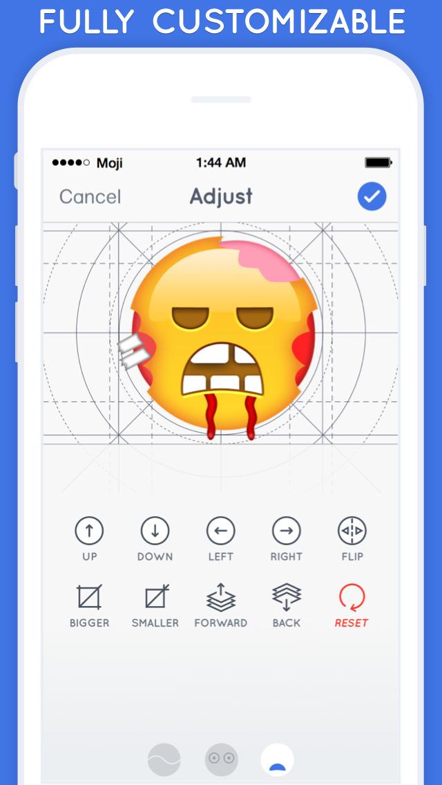 i Made Emoji - create your own custom emoji sticker or avatar screenshot 4