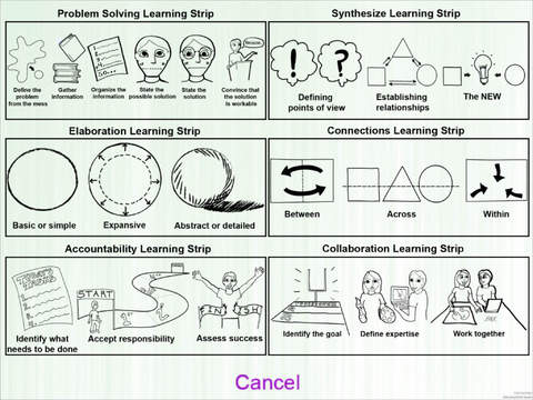 Learning Strips - náhled