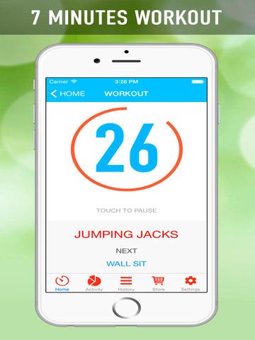 7 Minutes Workout Program screenshot 7