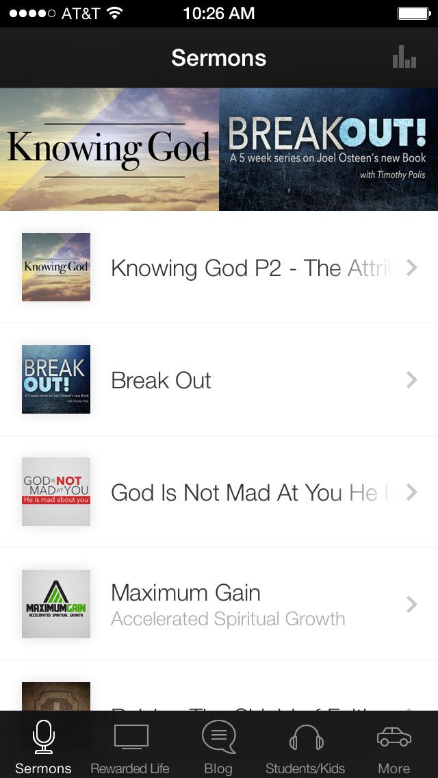 Faith Church Int screenshot 1